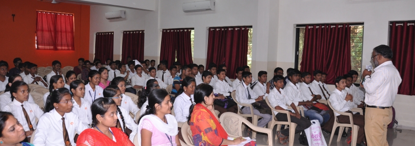 Lecture On Self Assessment & Attitude@G H Raisoni Engg & Technology College Jalgaon