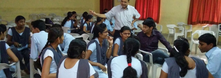 Soft Skill Training Workshop At J T Mahajan Polytechnic Faizpur