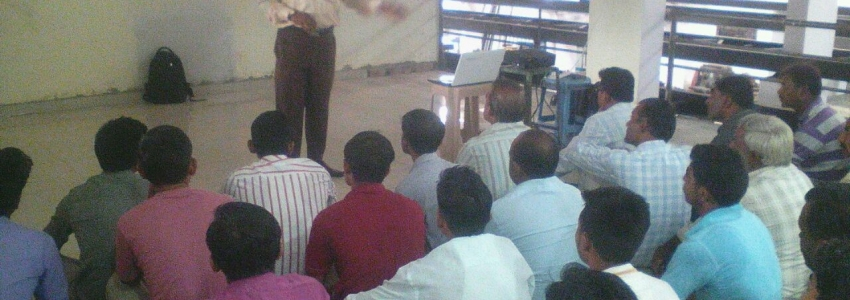 ]Industrial Training workshop @ Kamal Dias Engg Works MIDC ,Jalgaon